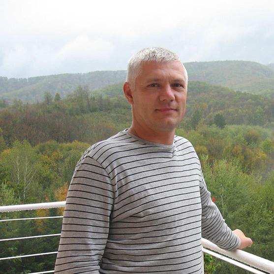 Алексей Глеба