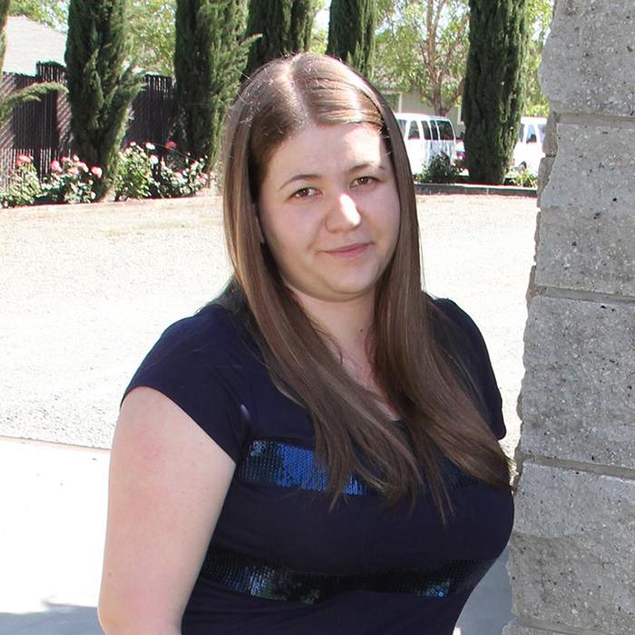 Tanya Sokolovska