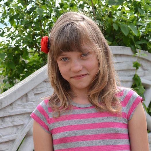 Юлия Здрок попала в семью