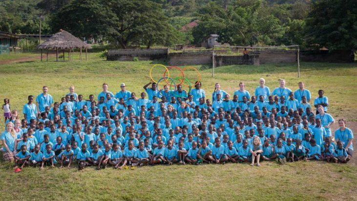 Слава Господу, мы закончили служение в Африке…