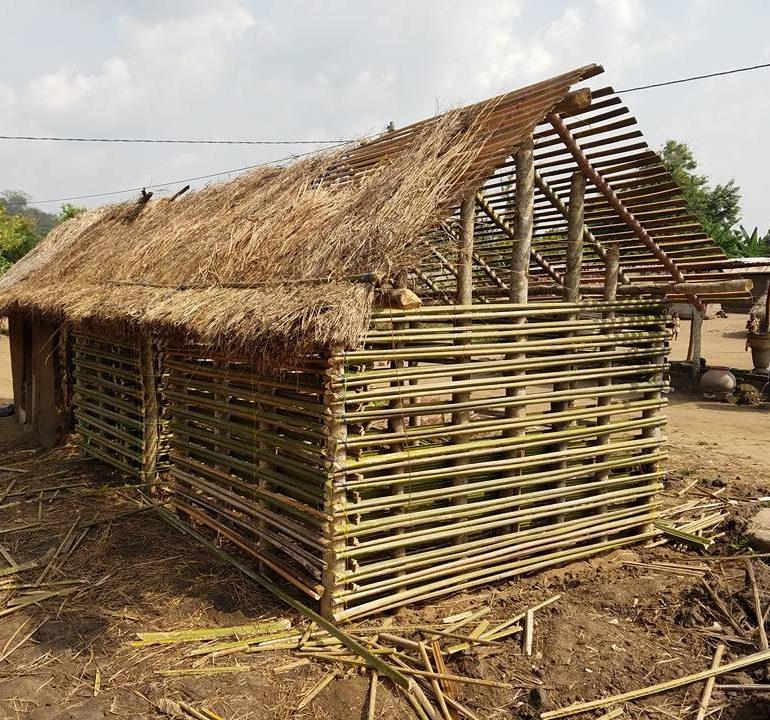 Деревня Халекбе где мы несем служение…