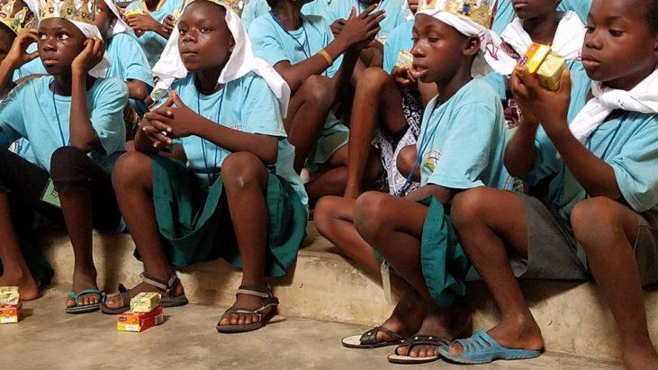 Последний день служение детям…