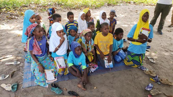 Начали школу для детей Фуланитов